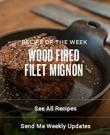 Wood Fired Filet Mignon | Traeger Wood Fired Grills