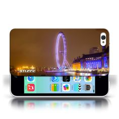 Designer Mobile Phone Case / London England Collection / London Eye #case #cover #iphone #smartphone #london #eye