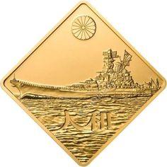 Złota monetaYamato