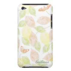 Inspired Butterflies iPod Touch Case