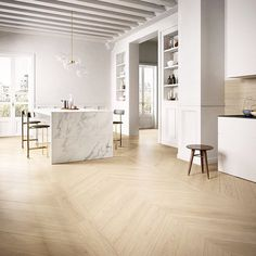 @ceramiche_caesar presents FABULA: a wonderful tale which begins with the discovery of five extremely precious kinds of wood and continues with their faithful reproduction. The result is a collection of natural #wood #effect #porcelain #stoneware that makes your dreams come true #archiproducts