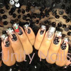 New york nails #nails I ❤ ny