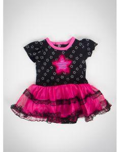 Rock Star Tutu Dress