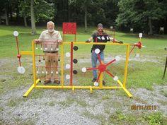 Backyard Sandbox Ideas for Kids: The Best Outdoor Sandboxes - Othence Outdoor Shooting Range, Shooting Bench, Shooting Stand, Gun Shooting Range, Crossbow Targets, Crossbow Arrows, Pistol Targets, Archery Targets, Shooting Targets