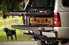 Mobile Living   Truck and SUV Accessories   Pick Up Truck Vault