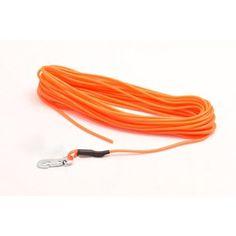 Sporline Gummiert Orange 4mm -15m Orange