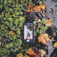 Jacob Marcoux, our #LifeProof Photo of the Week winner with his #fall inspired shot!