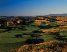 Hole #9 - Predator Ridge Golf