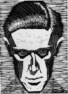 M.C. Escher (no one knows the mind on the mind on the mind like infamous puzzlist, M.C. Escher; incredible!)