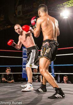 Boxe Anglaise - Morgan Jean Vs Nabil Daho