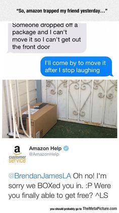 Amazon Trap