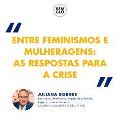 Para fechar o mês de março - o mês da mulher - Juliana Borges trás para a coluna Mulheres e Bem-Viver de hoje a pergunta: como podemos pensar a luta das mulheres, o feminismo e/ou a mulheragem, como contribuição irremediável se quisermos perspectivas de futuro? Vem conferir o texto de @julianaborges_1 na coluna Muheres e Bem-Viver! O link tá na bio 💚⠀ Ah, depois de ir visitar a mostra, vem contar pra gente o que você achou💫 1, Link, Movies, Movie Posters, To Tell, Living Alone, Good Ideas, Women, Feminism