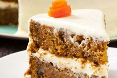 Classic Carrot Cake with Cream Cheese Frosting Recipe