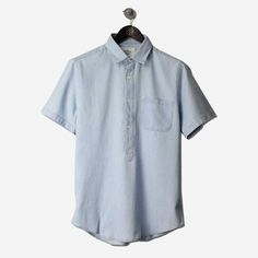 PORTUGUESE FLANNEL Caue SS Shirt Portuguese Flannel are one hell of a brand and continuously churn out the finest, premium cotton shirts known to man.