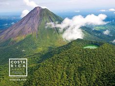 Volcan Arenal. CR