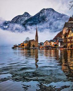 Hallstatt | Austria #BeautifulDestinations