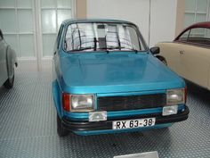 OG | Trabant P610 | Prototype from 1973