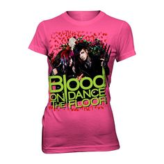 blood on the dance floor shirts - Google Search