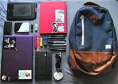 What's in my Bag? by Shawnywithay, via Flickr