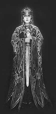 Kriemhild- lang's Die Nibelungen