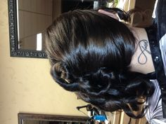 Prom up-do by Alex