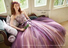 LAURA ASHLEY Bridal|京都でウェディングドレスの企画・製造・卸 |株式会社グレース