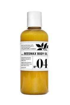 Beeswax Bodyoil 200ml   Fina Mig