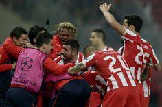 Olympiakos vs Manchester United Highlights 2 - 0 Watch Goals Videos