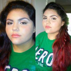 Prom makeup #mua #makeupartist #makeup #prom #prommakeup #natural #soft #glam #contour #look