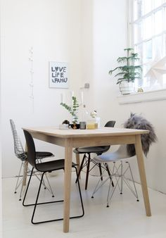 Eames inspired dining Table