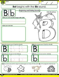 FREE Alphabet Practice: Letters A-Z Integrated Worksheets Preschool Writing, Preschool Curriculum, Kindergarten Reading, Preschool Kindergarten, Kindergarten Worksheets, Homeschooling, Handwriting Activities, Letter Activities, Teaching Activities