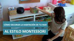 En este vídeo quiero compartir con vosotros cómo podéis decorar la habitación de vuestros hijos para que se adapte al estilo Montessori. He recibido muchas preguntas en relación a la mejor forma de…