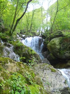 les cascades Irun - Pais Vasco by goOk