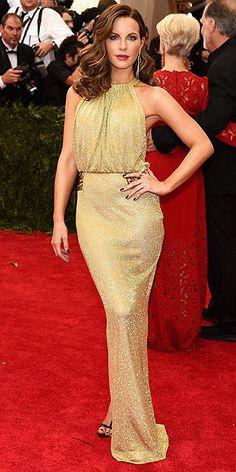 Kate Beckinsale in Diane von Furstenberg - Met Gala 2015 Best Dressed