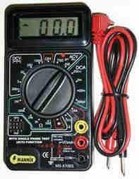 DMM830HS Economy Digital Multimeter