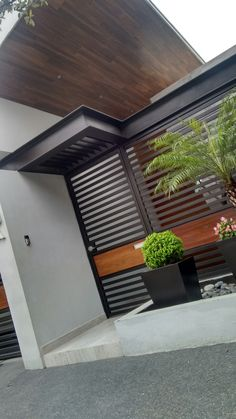 11 designs of porches so that the entrance of your house looks great. Modern and elegant! porches modern looks house great entrance designs