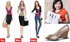 Wendy Mak on how to create 1,000 outfits from 30 items | Daily Mail Online
