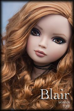 Blair OOAK Ellowyne by Lisa Gates