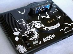 Custom Batman Returns Sega Mega Drive