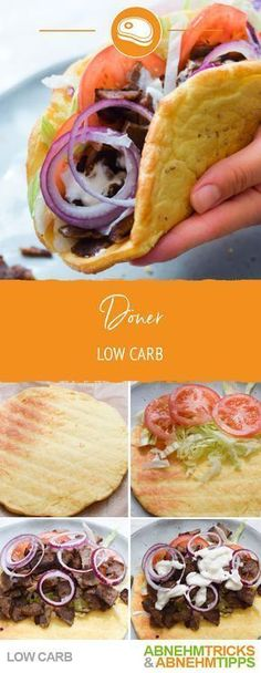The ultimate low carb kebab - quick and easy homemade - Law Carb - Dessert Recipes Dieta Atkins, Law Carb, A Food, Food And Drink, Menu Dieta, Le Diner, Kebabs, Low Carb Diet, Calorie Diet