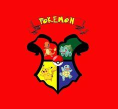 harry potter cross pokemon