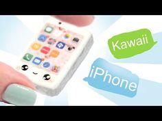 iphone! Kawaii Friday 140 polymer clay charm tutorial