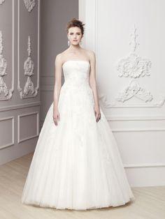 Eleanore-Vestido de Noiva em tule - dresseshop.pt