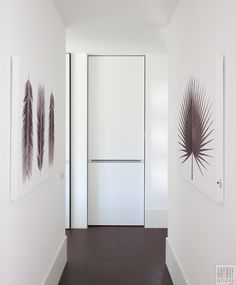 High-end made-to-measure invisible interior doors