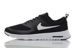 Nike Black Air Max Thea Trainers