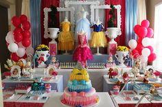 Disney Princess Theme Party. celebrations