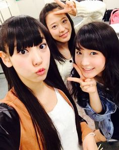 Ikubo Haruna, Oda Sakura, Sayashi Riho #MorningMusume