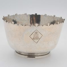 Early Irish Silver Bowl | Weldons of Dublin