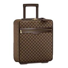 Louis Vuitton Pegase (Damier Ebene) Suitcase - $2,680