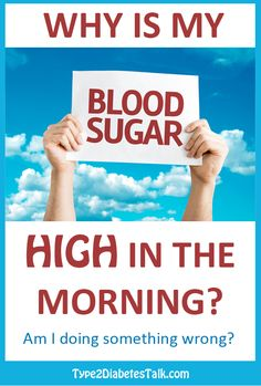 Why is blood sugar high in the morning? Let's dig in and explain it!